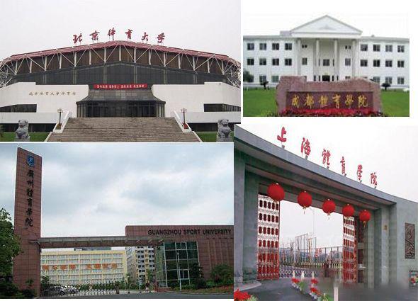 嵩山少林寺文武学院弟子毕业去向之报考国内、北京体育学院、上海体育学院、广州体育学院等