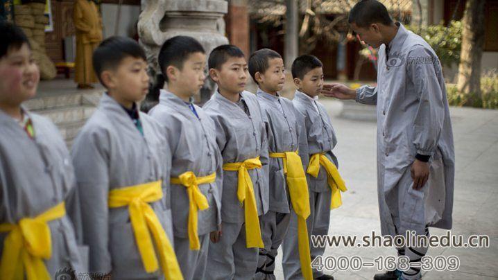 嵩山少林寺武术学院招生弟子条件和要求