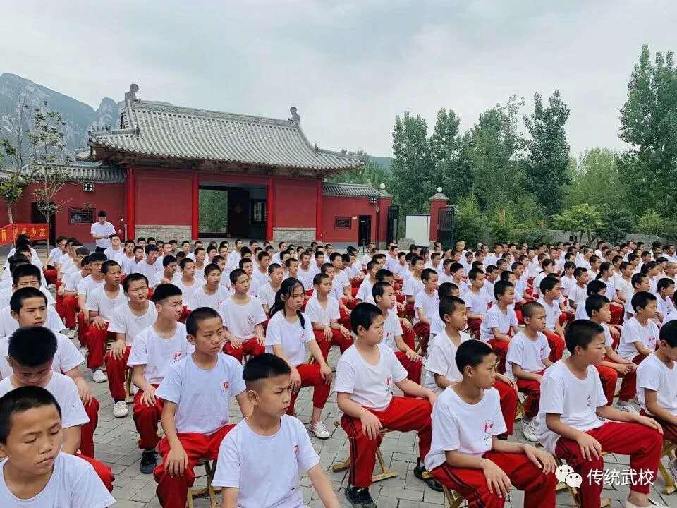 嵩山少林寺武术学校的优势